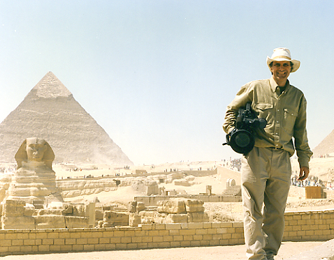 Bill Cote at Sphinx.